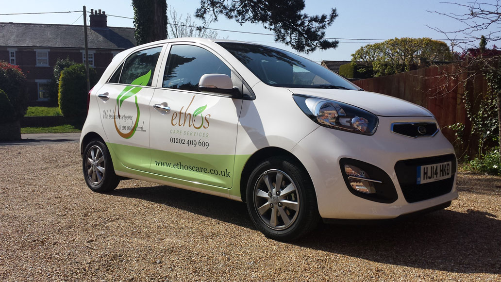 Ethos Care Services Car